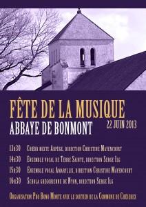 PUB Bonmont 2013