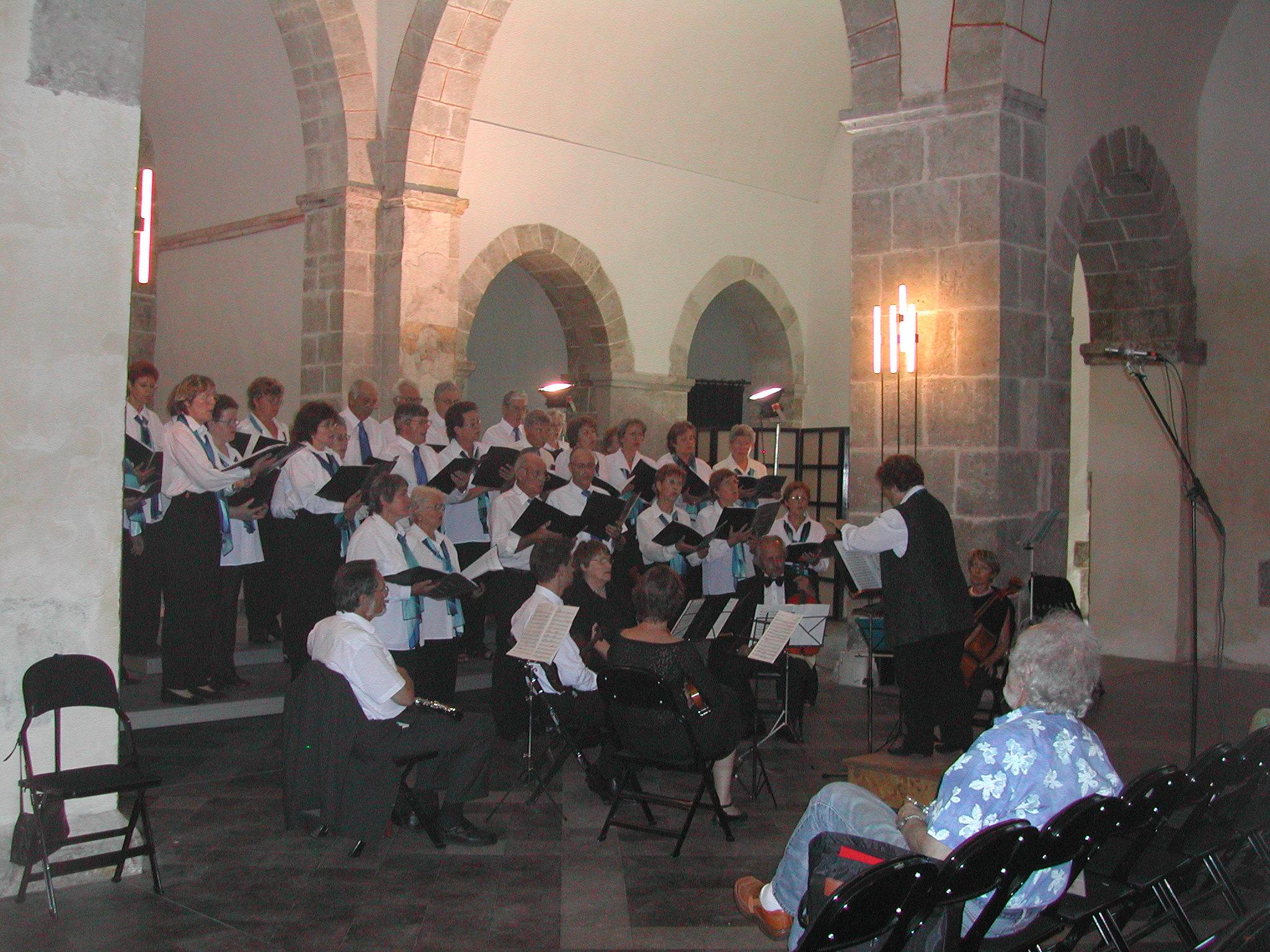 Fête de la musique 2005 Bonmont 002