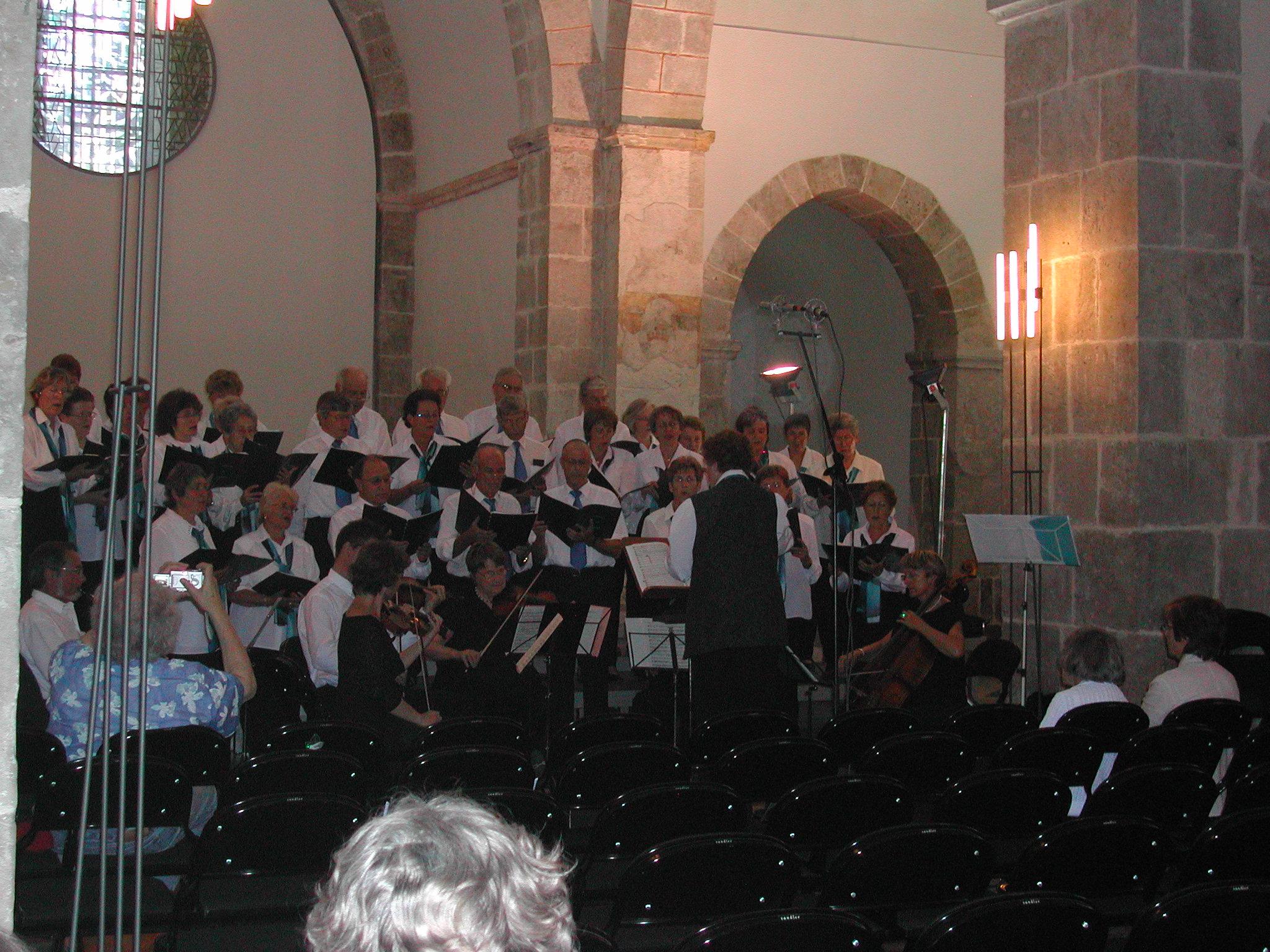 Fête de la musique 2005 Bonmont 003