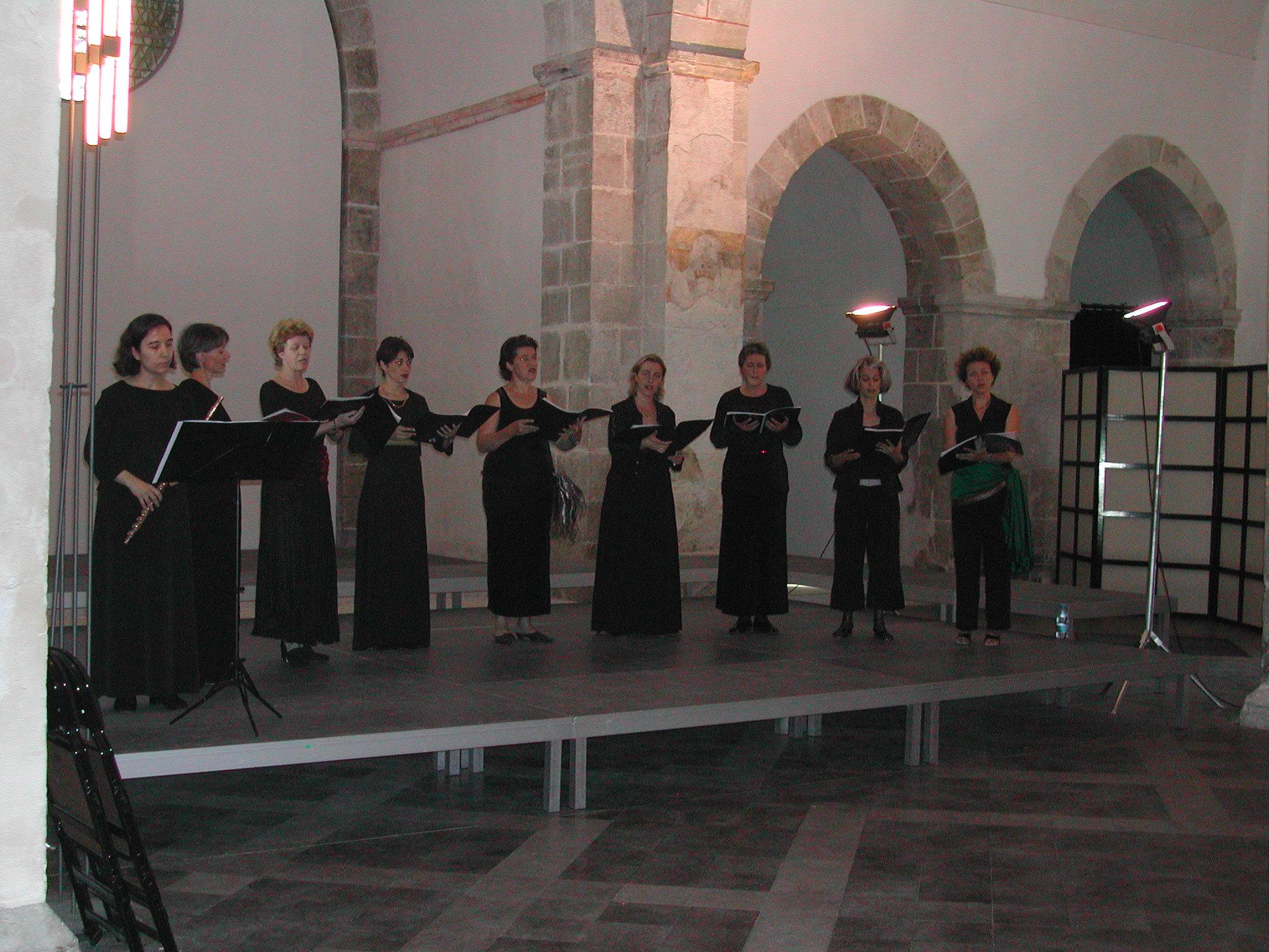 Fête de la musique 2005 Bonmont 004