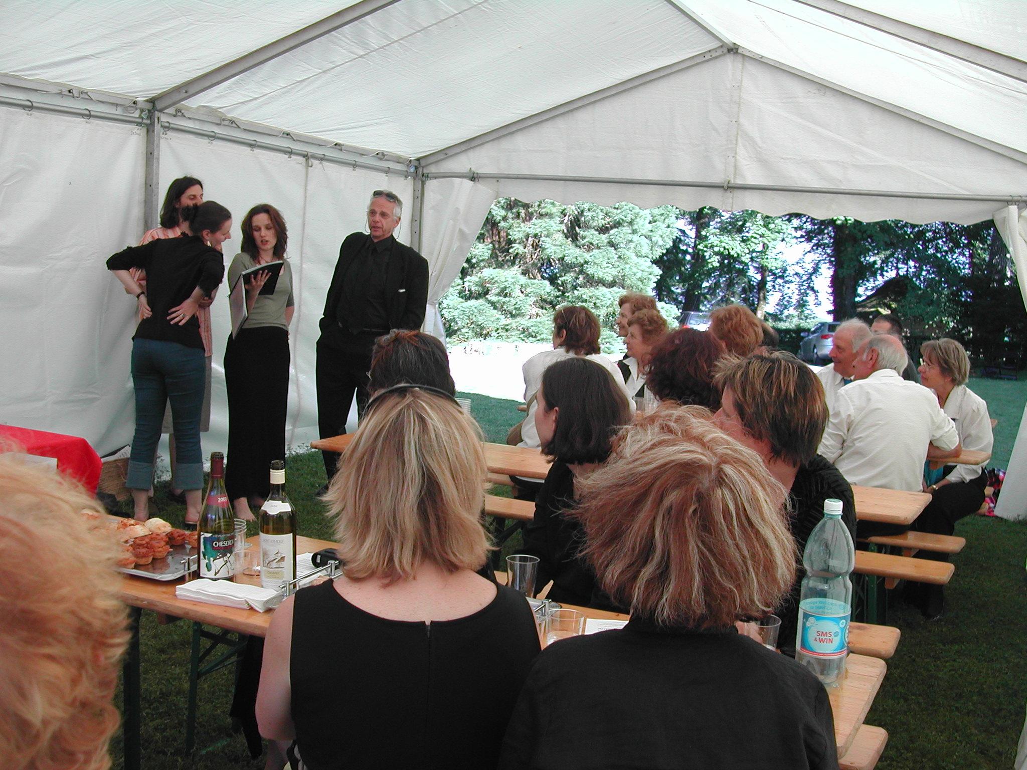 Fête de la musique 2005 Bonmont 007